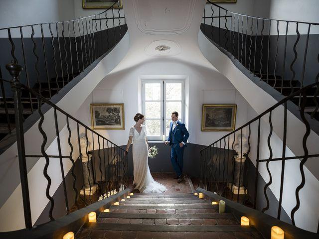 Le mariage de Valentin et Annabel à Ollioules, Var 124
