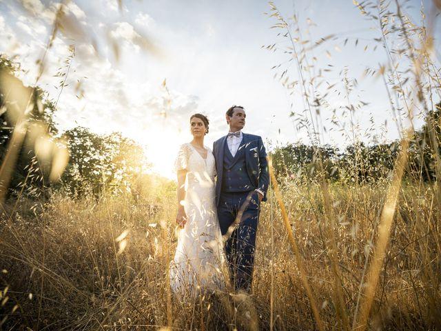 Le mariage de Valentin et Annabel à Ollioules, Var 1