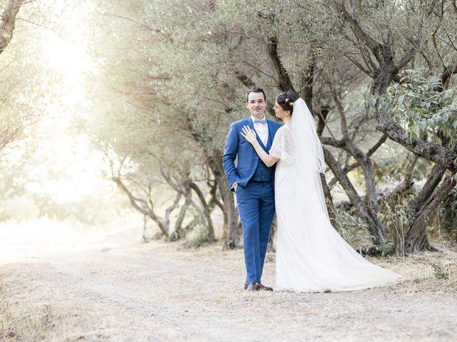 Le mariage de Valentin et Annabel à Ollioules, Var 134