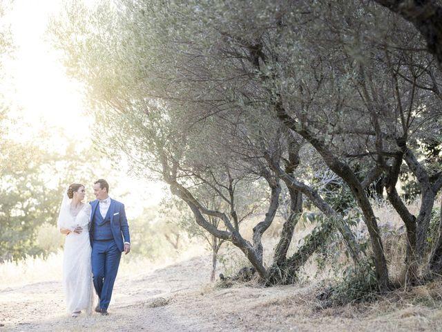 Le mariage de Valentin et Annabel à Ollioules, Var 135