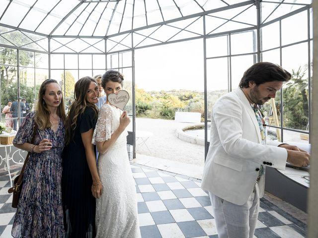Le mariage de Valentin et Annabel à Ollioules, Var 145