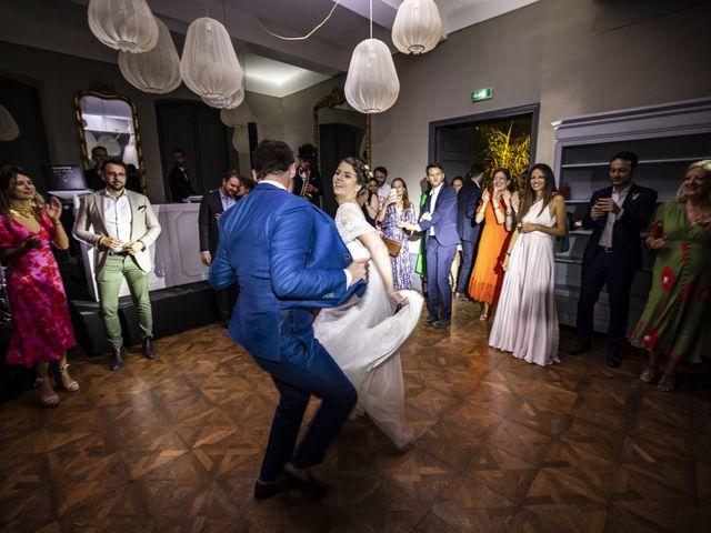 Le mariage de Valentin et Annabel à Ollioules, Var 171