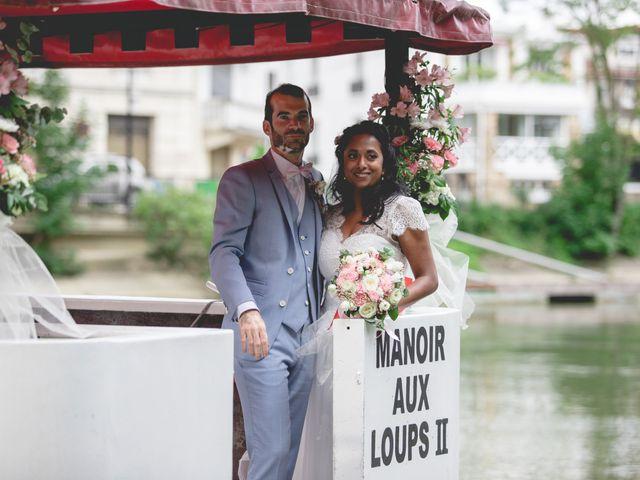 Le mariage de Jean-François et Fabienne à Nogent-sur-Marne, Val-de-Marne 11