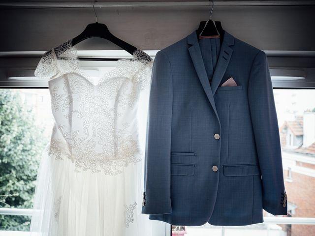 Le mariage de Jean-François et Fabienne à Nogent-sur-Marne, Val-de-Marne 12