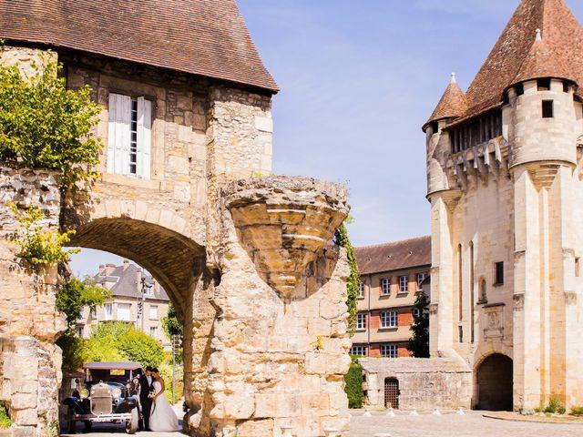 Le mariage de Olivier et Laure à Nevers, Nièvre 21