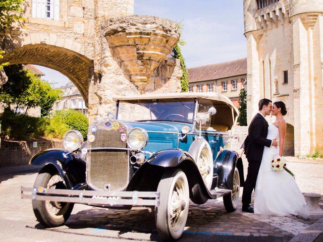 Le mariage de Olivier et Laure à Nevers, Nièvre 22