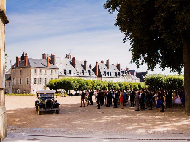 Le mariage de Olivier et Laure à Nevers, Nièvre 23