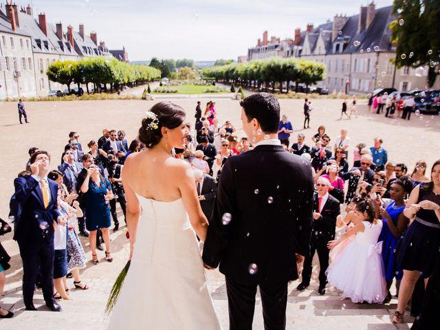 Le mariage de Olivier et Laure à Nevers, Nièvre 24