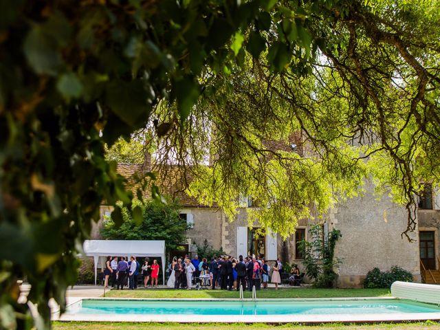 Le mariage de Olivier et Laure à Nevers, Nièvre 26
