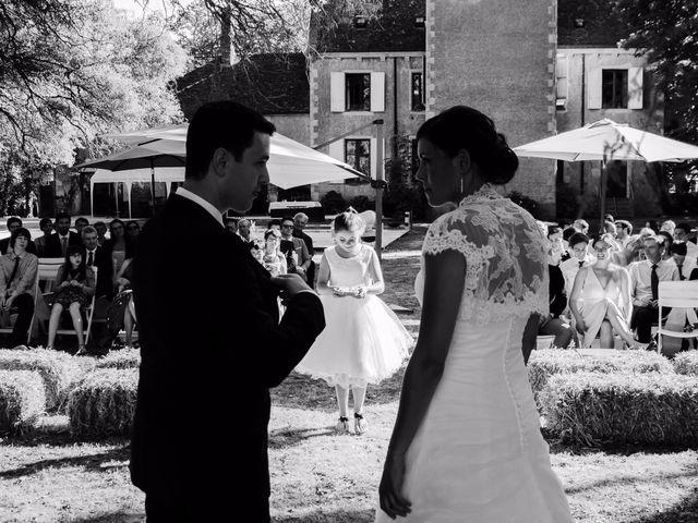 Le mariage de Olivier et Laure à Nevers, Nièvre 41