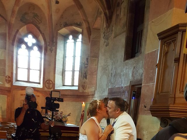 Le mariage de Frederic et Rachel à Baldenheim, Bas Rhin 5