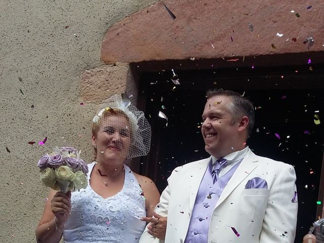 Le mariage de Frederic et Rachel à Baldenheim, Bas Rhin 6
