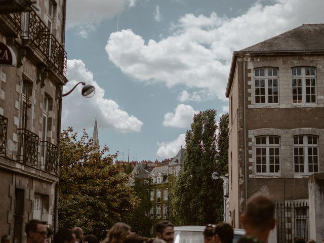 Le mariage de Antoine et Claire à Nantes, Loire Atlantique 40