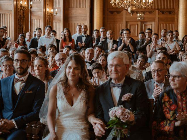 Le mariage de Antoine et Claire à Nantes, Loire Atlantique 45
