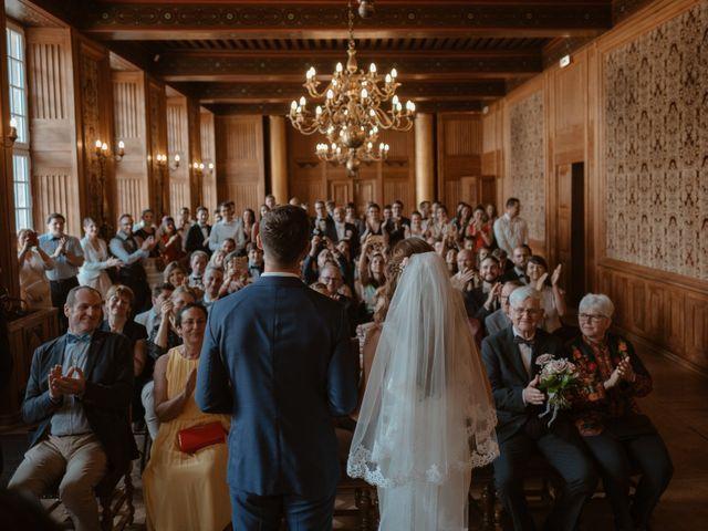 Le mariage de Antoine et Claire à Nantes, Loire Atlantique 46