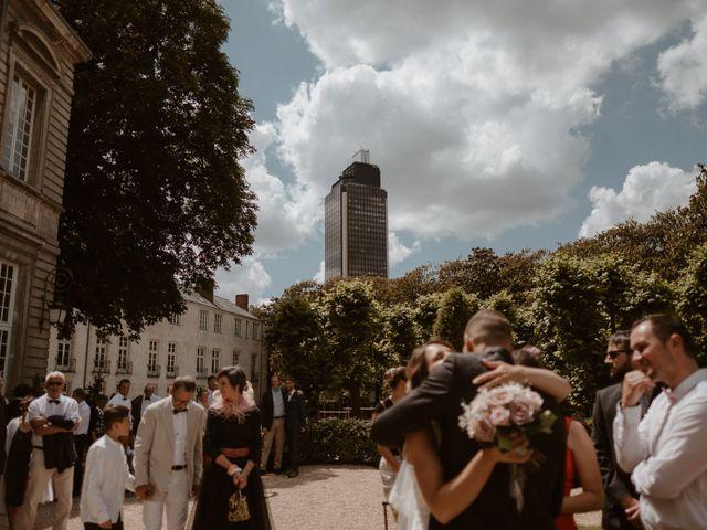 Le mariage de Antoine et Claire à Nantes, Loire Atlantique 50