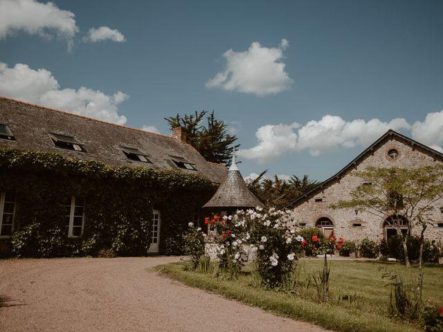 Le mariage de Antoine et Claire à Nantes, Loire Atlantique 55