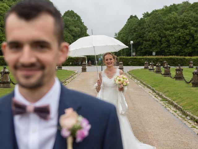 Le mariage de Cédric et Audrey à Vert-Saint-Denis, Seine-et-Marne 4