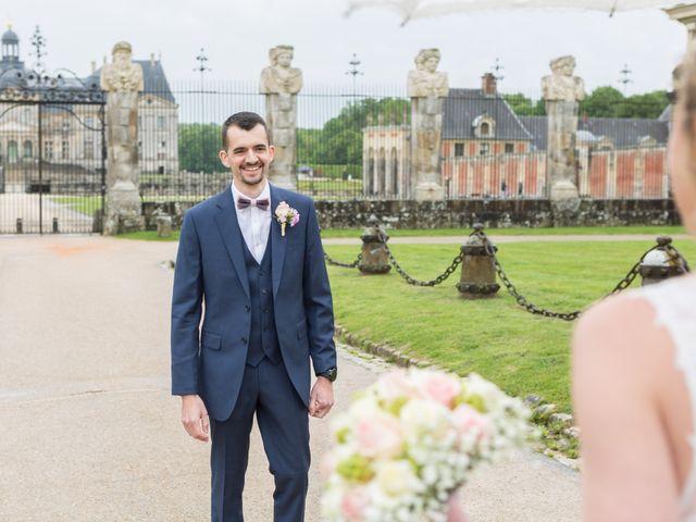 Le mariage de Cédric et Audrey à Vert-Saint-Denis, Seine-et-Marne 5