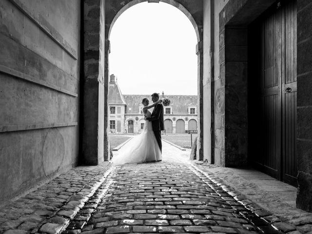 Le mariage de Cédric et Audrey à Vert-Saint-Denis, Seine-et-Marne 6