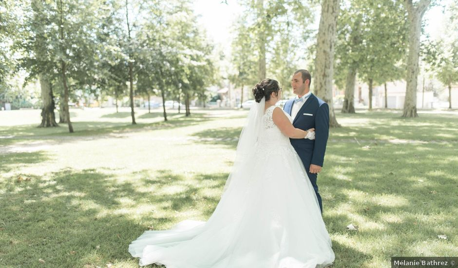 Le mariage de Gaylor et Elodie à Gray, Haute-Saône