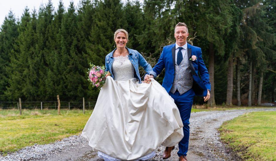Le mariage de Yves et Valerie  à Stavelot, Liège