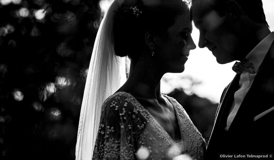 Le mariage de Valentin et Annabel à Ollioules, Var