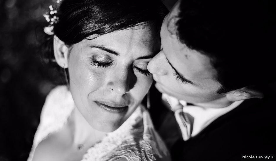 Le mariage de Olivier et Laure à Nevers, Nièvre