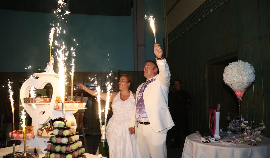 Le mariage de Frederic et Rachel à Baldenheim, Bas Rhin