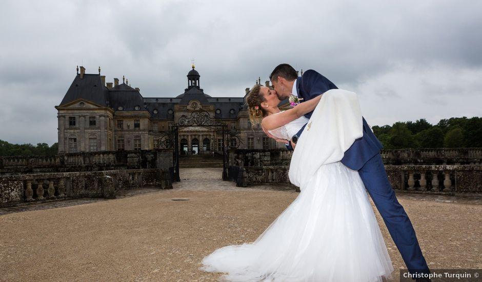 Le mariage de Cédric et Audrey à Vert-Saint-Denis, Seine-et-Marne