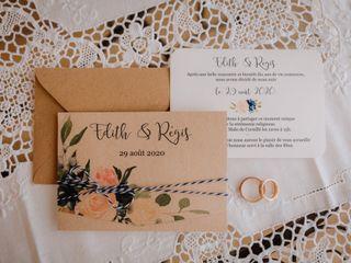 Le mariage de Edith et Régis 1