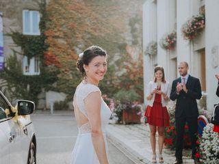 Le mariage de Cindy et Aymeric 1