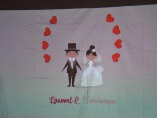 Le mariage de Frédérique et Laurent 3