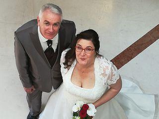 Le mariage de Frédérique et Laurent