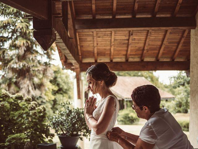 Le mariage de Benoit et Anais à Antonne-et-Trigonant, Dordogne 18