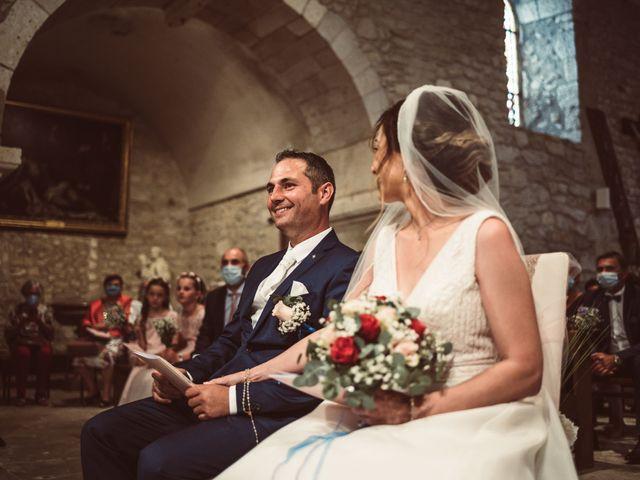 Le mariage de Benoit et Anais à Antonne-et-Trigonant, Dordogne 24