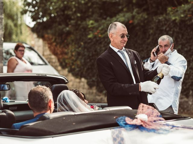 Le mariage de Benoit et Anais à Antonne-et-Trigonant, Dordogne 35