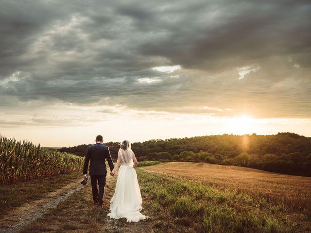 Le mariage de Benoit et Anais à Antonne-et-Trigonant, Dordogne 53
