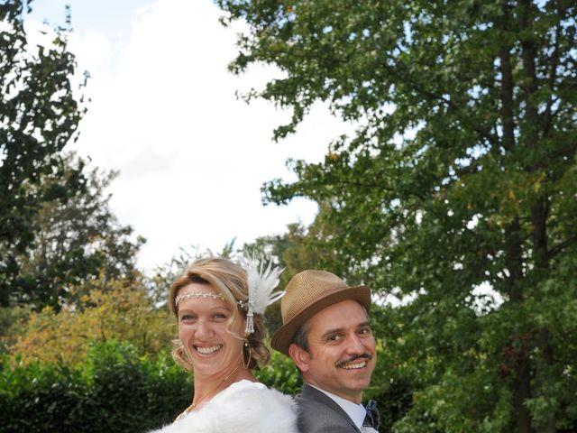 Le mariage de Samuel et Aurélie à Yvetot, Seine-Maritime 5