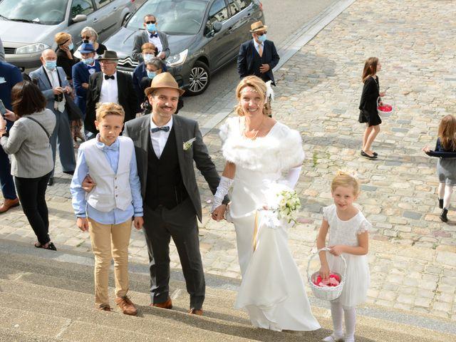 Le mariage de Samuel et Aurélie à Yvetot, Seine-Maritime 14