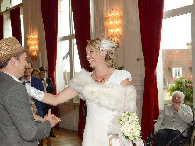 Le mariage de Samuel et Aurélie à Yvetot, Seine-Maritime 16