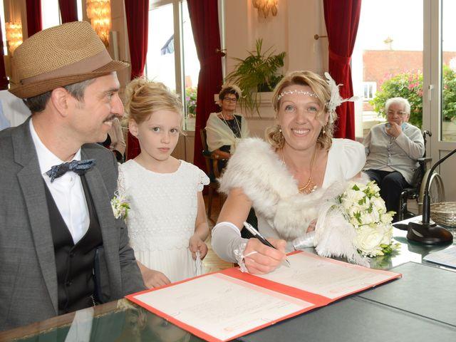 Le mariage de Samuel et Aurélie à Yvetot, Seine-Maritime 18