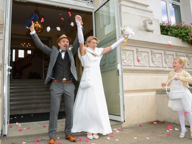 Le mariage de Samuel et Aurélie à Yvetot, Seine-Maritime 21