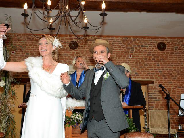 Le mariage de Samuel et Aurélie à Yvetot, Seine-Maritime 28