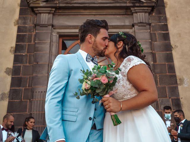 Le mariage de Jessica et Vincent