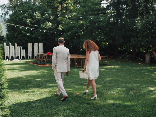 Le mariage de Sylvain et Catherine à Gruffy, Haute-Savoie 4