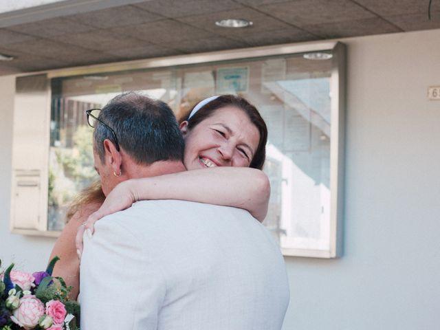 Le mariage de Sylvain et Catherine à Gruffy, Haute-Savoie 5