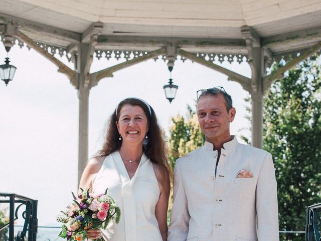 Le mariage de Sylvain et Catherine à Gruffy, Haute-Savoie 6