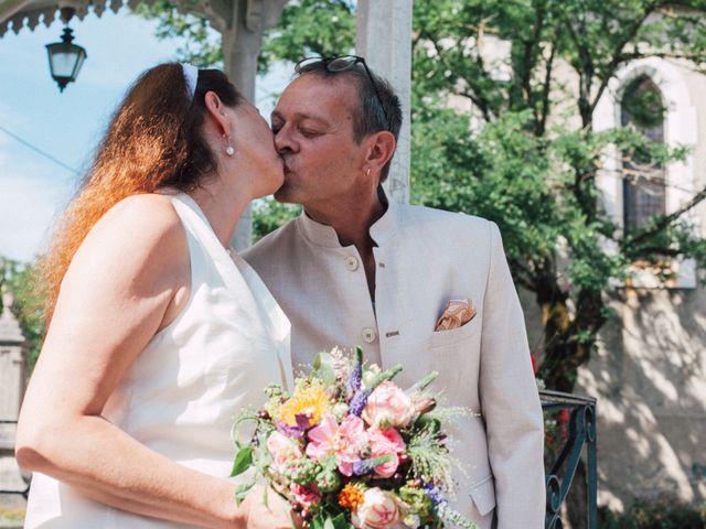 Le mariage de Sylvain et Catherine à Gruffy, Haute-Savoie 7