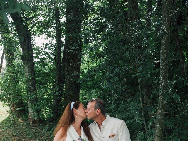 Le mariage de Sylvain et Catherine à Gruffy, Haute-Savoie 11
